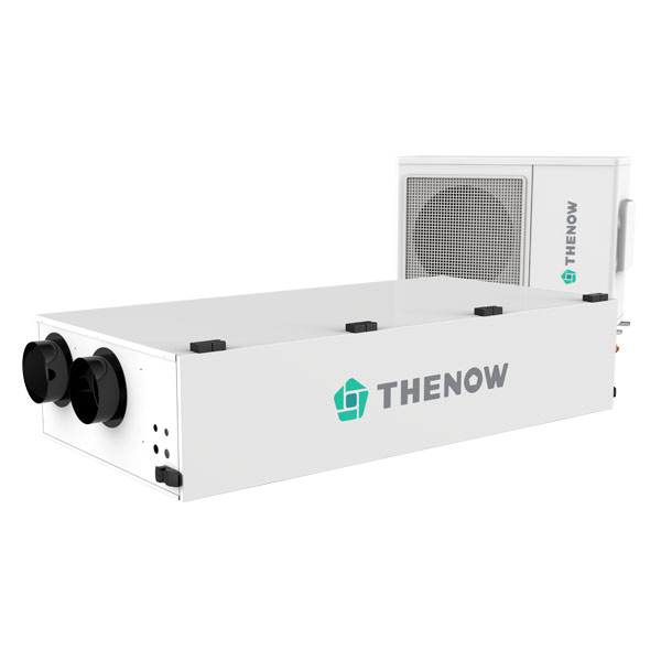 Energy Recovery Ventilator Heat Pump