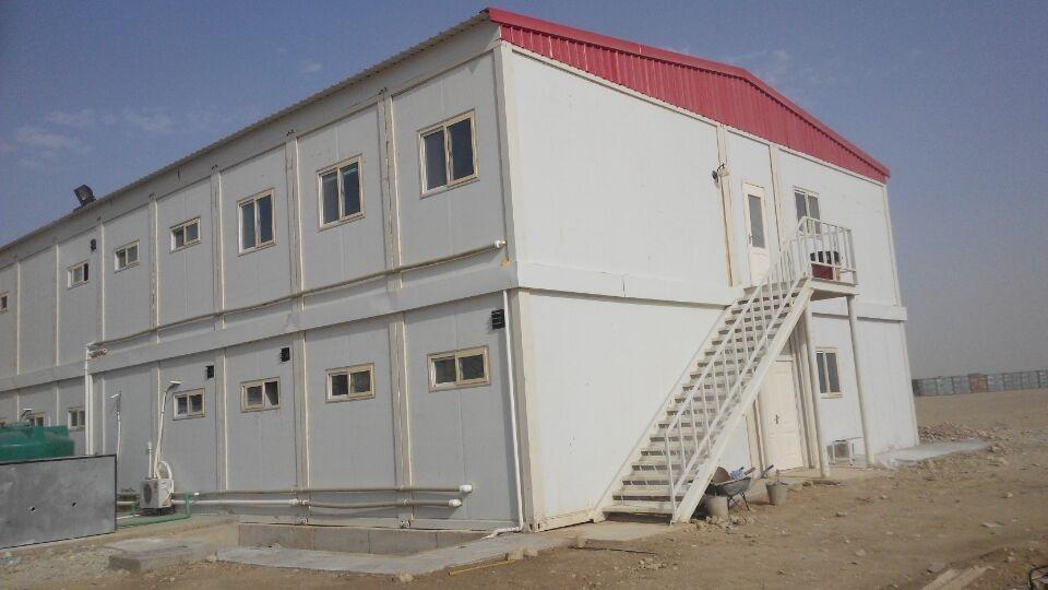 High Strength Ecology Prefabricated House