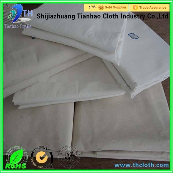80% polyester 20% cotton 110X76 TC 80/20 grey fabric