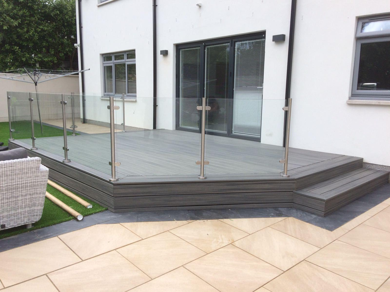 Tempered Laminated Glass Used for Railings