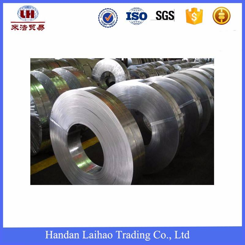 SGCC DX51D GI strip galvanized steel strip