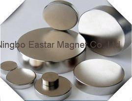Big Size Disc Permanent NdFeB Magnet
