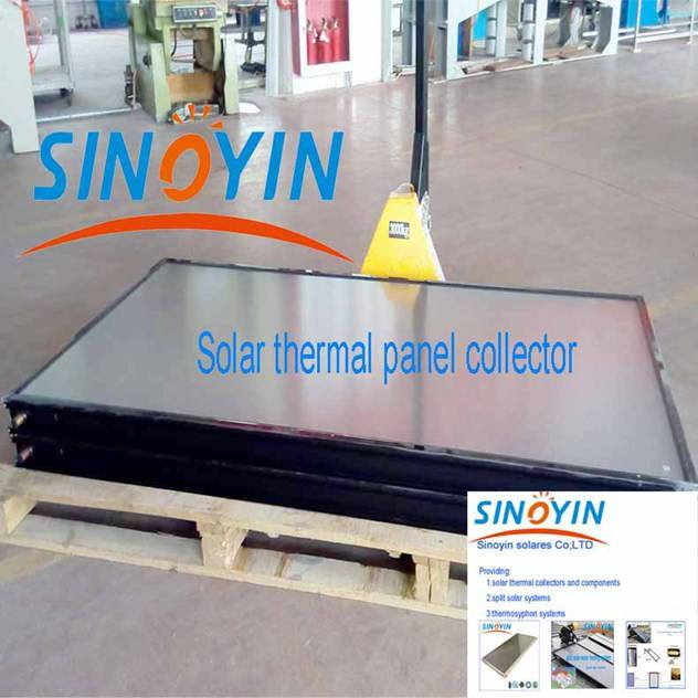 solar thermal panel collector