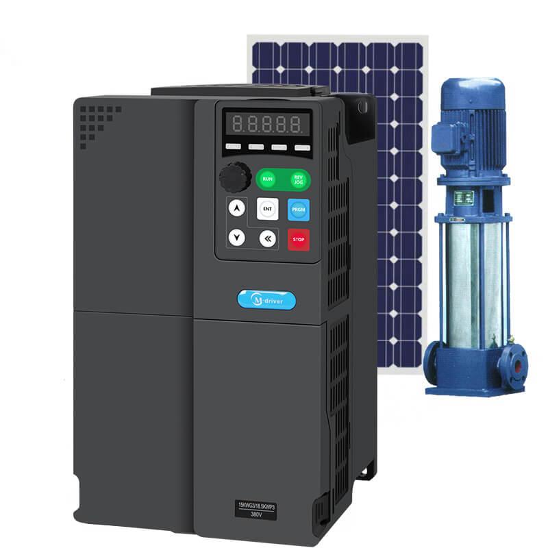 18.5KW 25HP solar pumping inverters Frequency Converter 60hz 50hz VFD for Pump