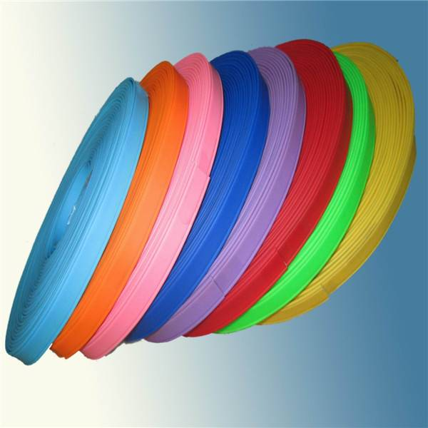 various kinds pvc coated nylon webbing for dog collar