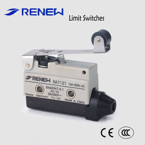 waterproof ip65 limit switch