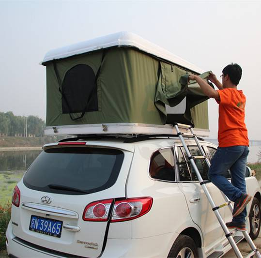 Hard Shell Roof Top Tent for Cars