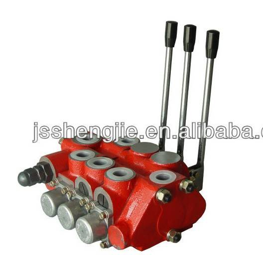 DLS-L15 hydraulic  valves for corn picker