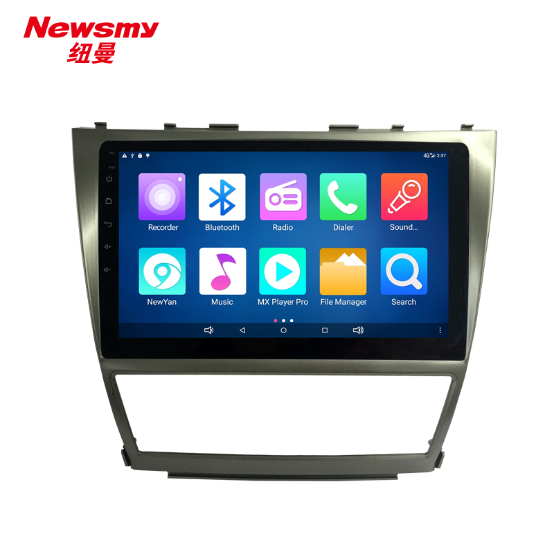 NM7117-H-H0 For Toyota Camry 2006-2011no canbus Newsmy CarPad4 head unit Android 5.0 with Newyan APP