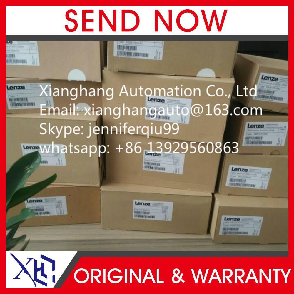 Brand new and original lenze vector 8200 series inverter frenquency inverter E82EV113K4C,large stock