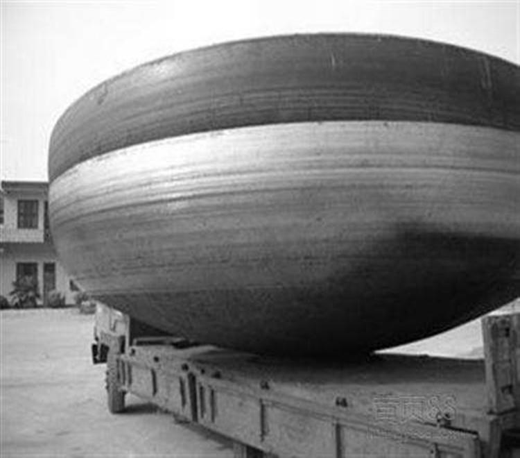 Carbon Steel Ellipsoidal Head/Dish End /tank head/ tank end/ tank cover/ tank dished head