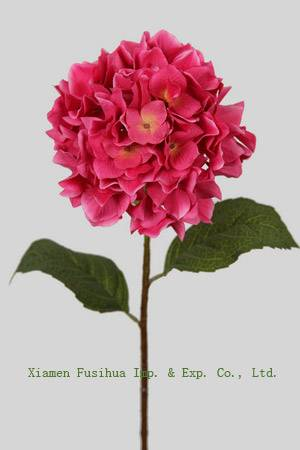 Artificial Hydrangea Silk Flowers