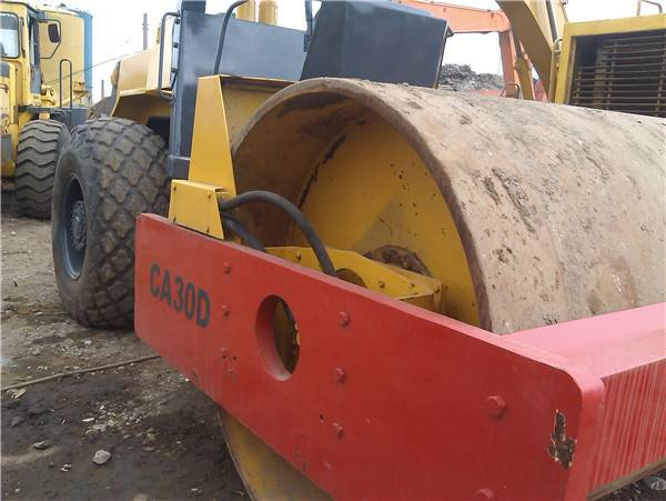 secondhand dynapac CA30 road roller