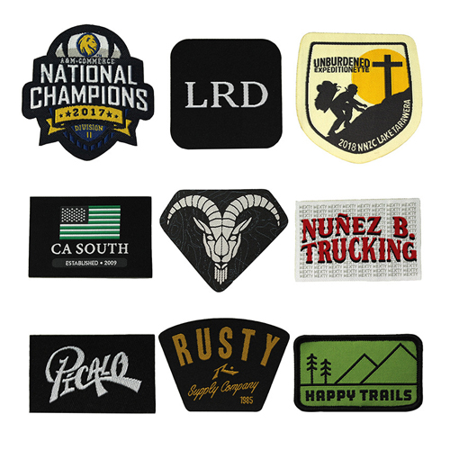 Custom Embroidery Non-woven Patch