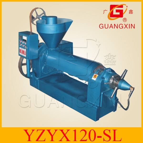 advanced big soybean oil squeezing machine with water cooling system