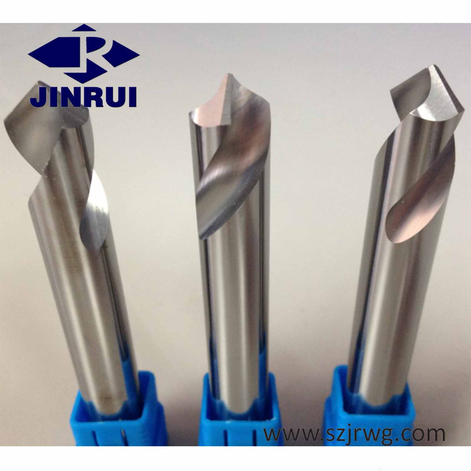 CNC Solid Carbide Spotting Drill Bits/Customized Drilling Tools/PCB Carbide Rose Reamer