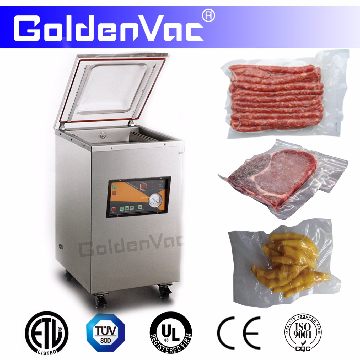 Forming sealing packing machine(DZ-500/2G)