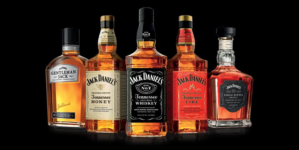 Jack Daniels, Jack Daniel's Tennessee Honey,