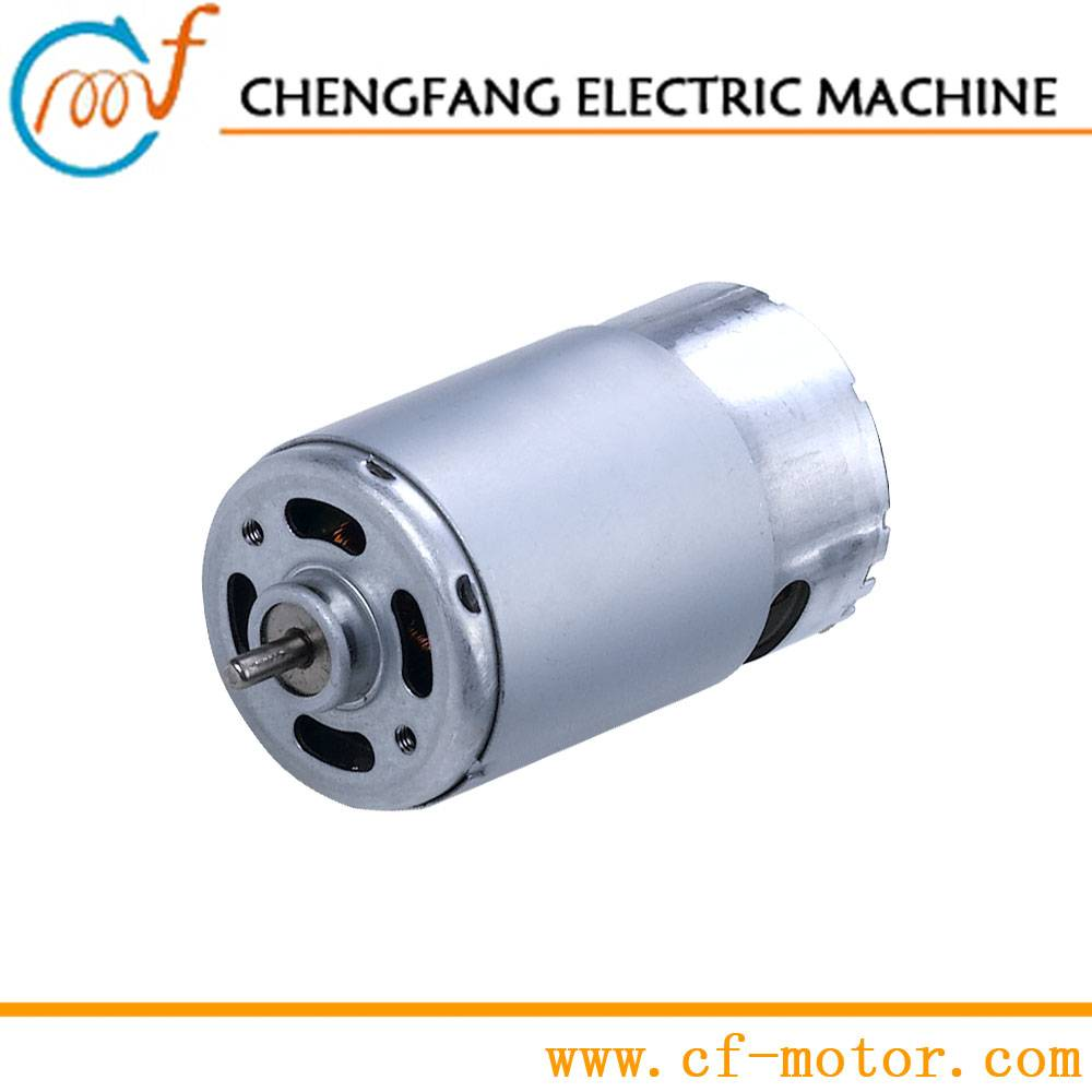 Low Volatge DC Electric Motor for Pump, Fan, Ride-on Toy RS-540H/RS-545H