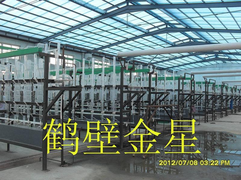 Sulfuric Acid Distillation Purification Equipment