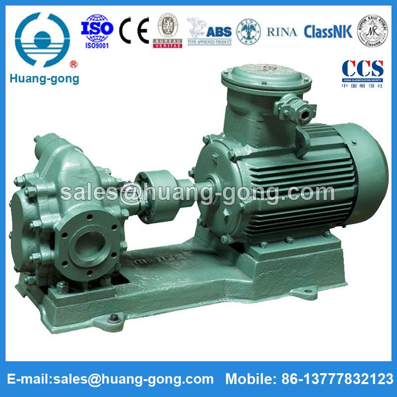 KCB,2CY Series Gear Oil Pump