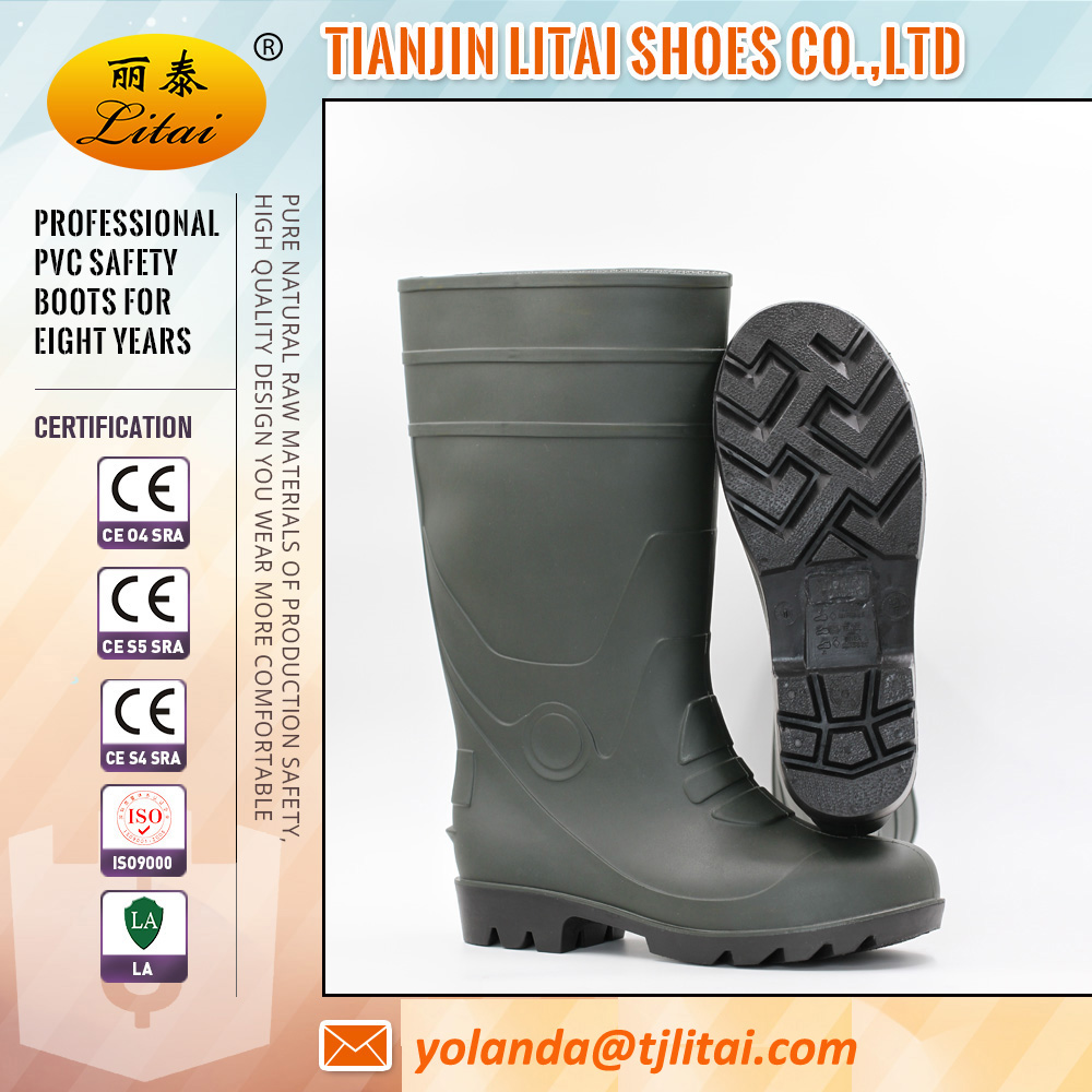 Hot style italian work boots for industry