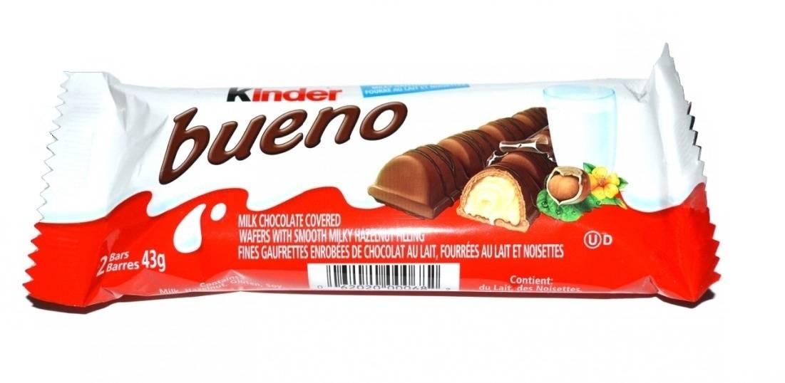 Kinder Bueno gr 43