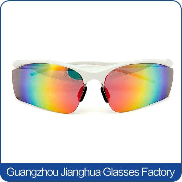 new fashion outdoor sports cycling sunglasses with colorful lens
