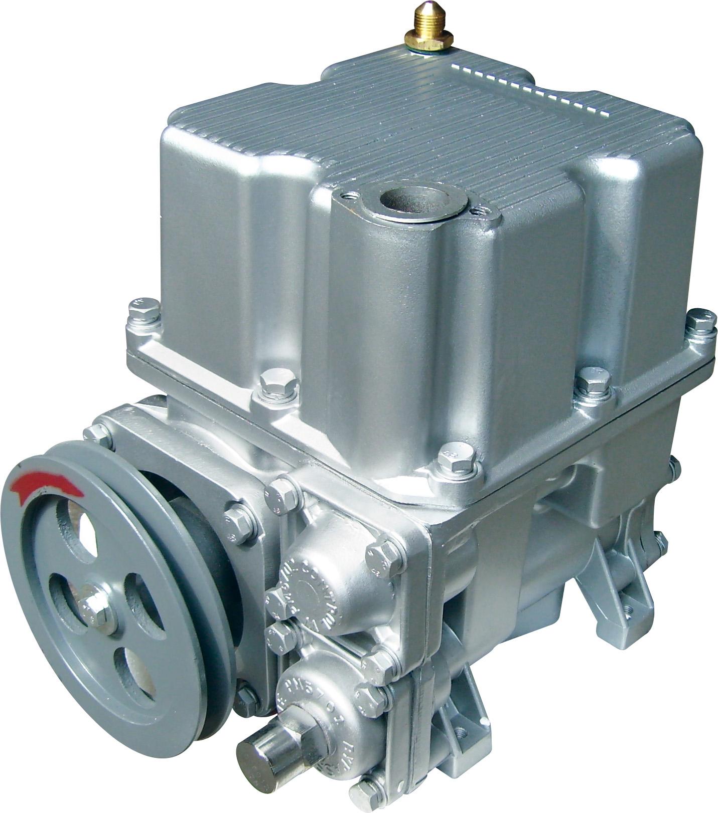 van-type pump