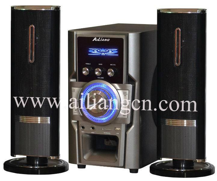 AILIANG -2.1 Subwoofer Speaker (USBFM1006C/2.1)
