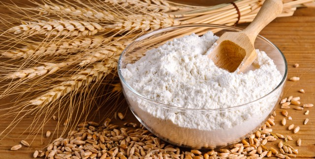 Wheat Starch and Wheat Flour