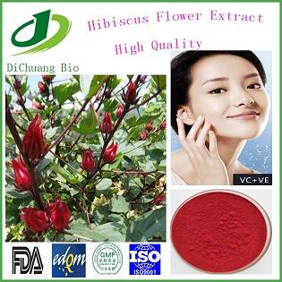 Hibiscus Flower Extract 100%natural
