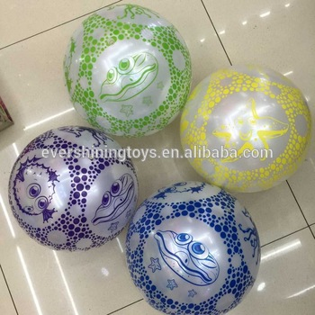 high quality Promotional pvc inflatable ball/ play ball