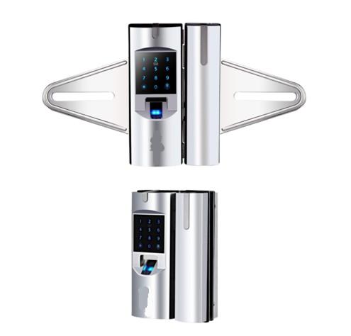 Fingerprint password lock smart digital door lock