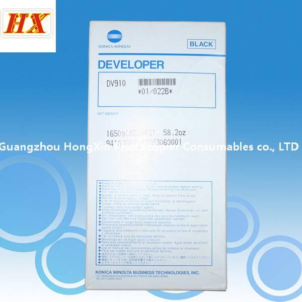 Developer Type DV910/Compatible parts for Konica Minolta Bizhub PRO 950/Bizhub 920/PRO 920 copier co