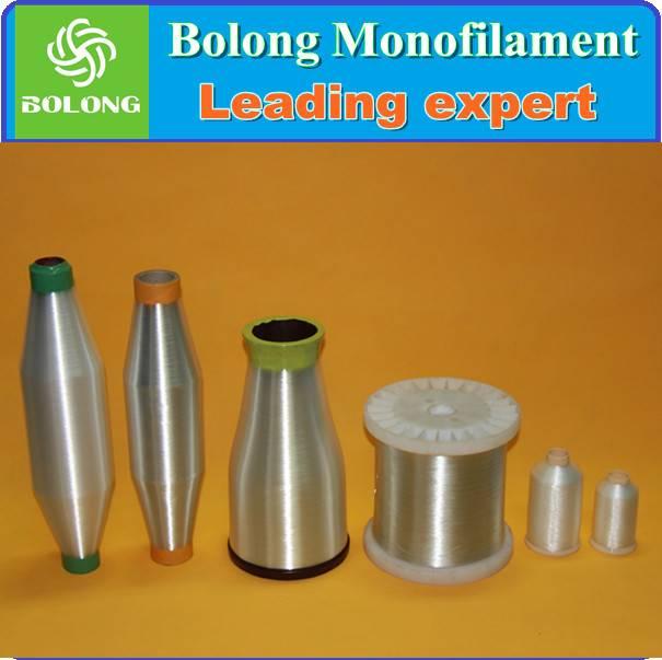 100% Polypropylene monofilament yarn