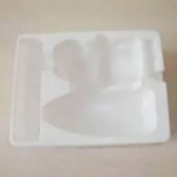 cosmestic plastic compartment tray