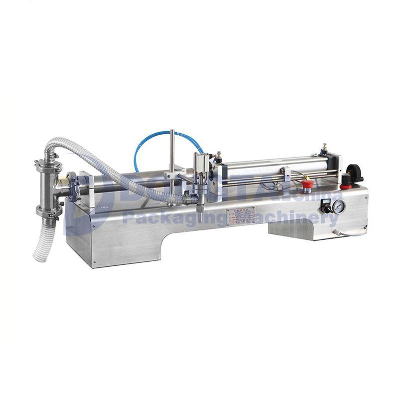 Semi-Automatic Single Head Liquid Filling MachineSemi-automatic Oil Filling Machine