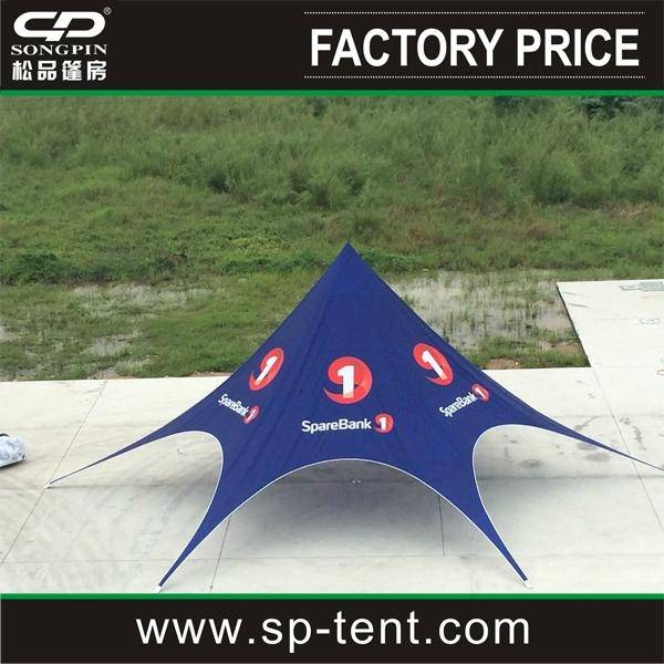 16M Fashion Hight Quality Waterproof Single Top Star Tent For Sale