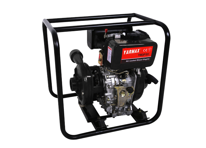 2 Inch Diesel Water Pump for Cast Iron