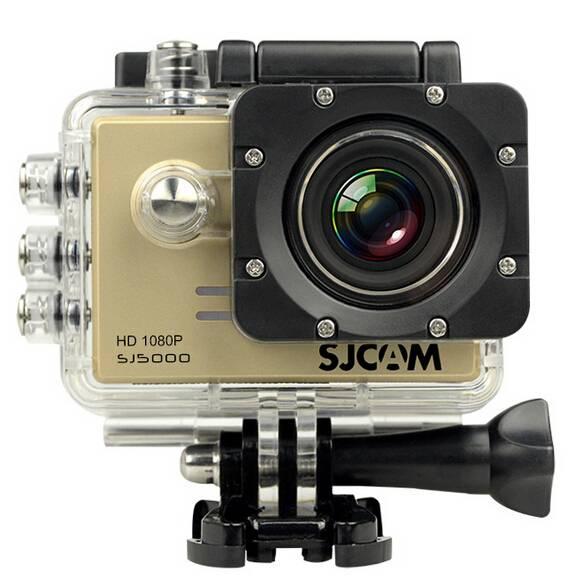 "Original Mini Sjcam Sj5000  Action Camera With Full HD 1080P Waterproof 30M 2"" LCD Screen 14MP Pixel"