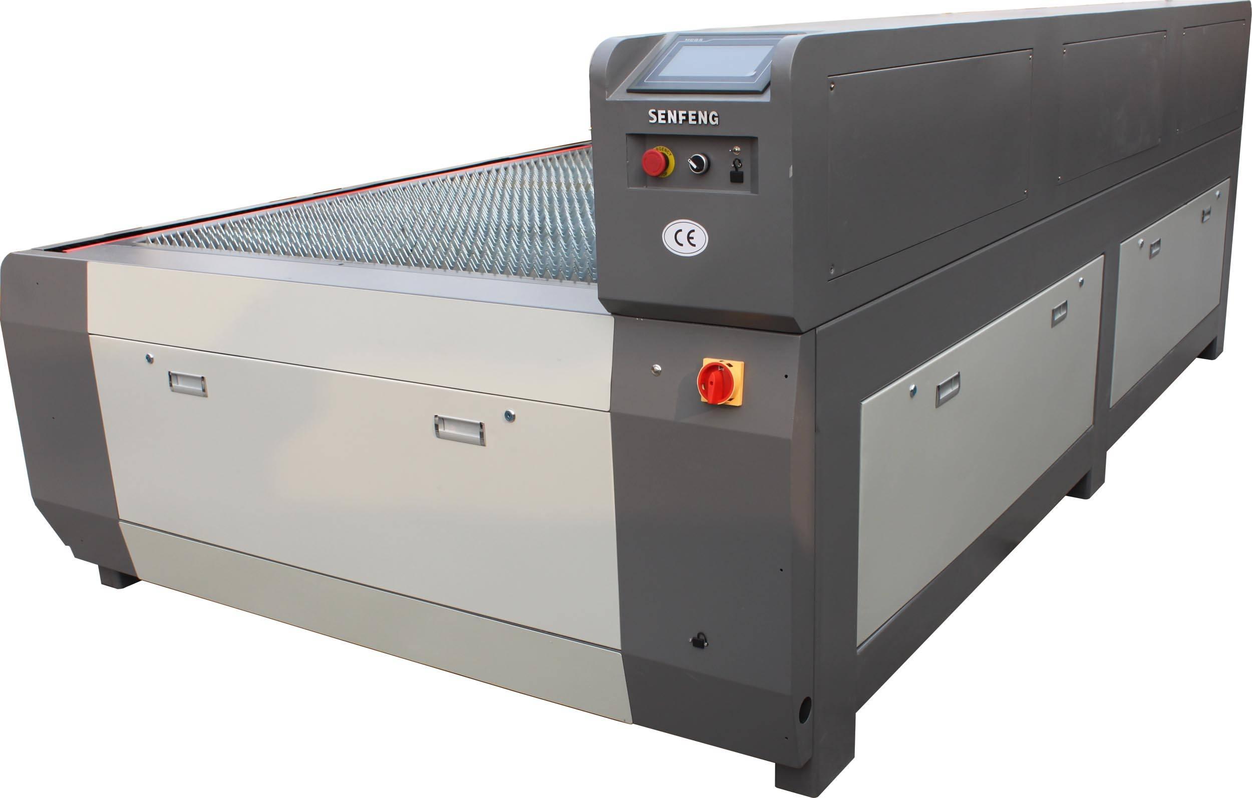 Laser metal &non-metal cutting machine SF1325SH
