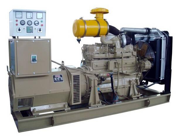 220kW Diesel Engine Generator for Deutz Engine with Marathon Alternator Brushless Type 220kW