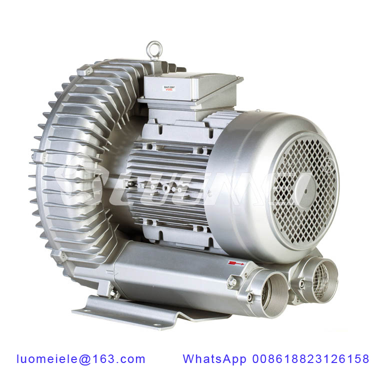 Electric Air Turbine Vortex Gas Pump Regenerative Blower