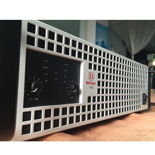 PR-5 power amplifier 2U size