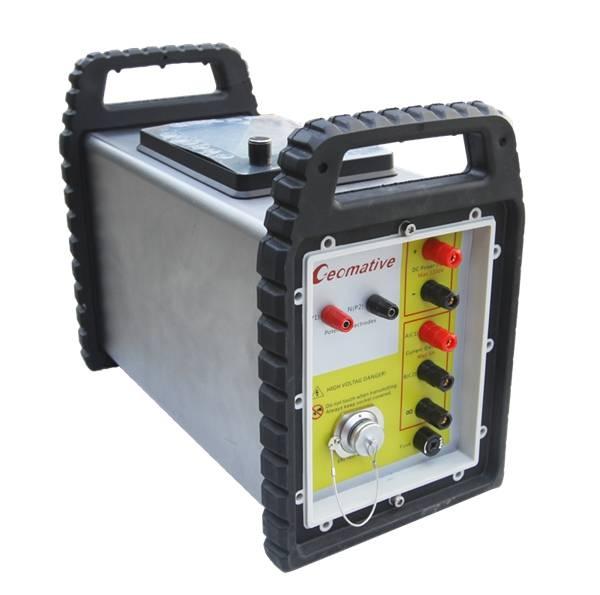 GD-10 JUNIOR Digital DC Resistivity Meter Vertical Electrical Sounding