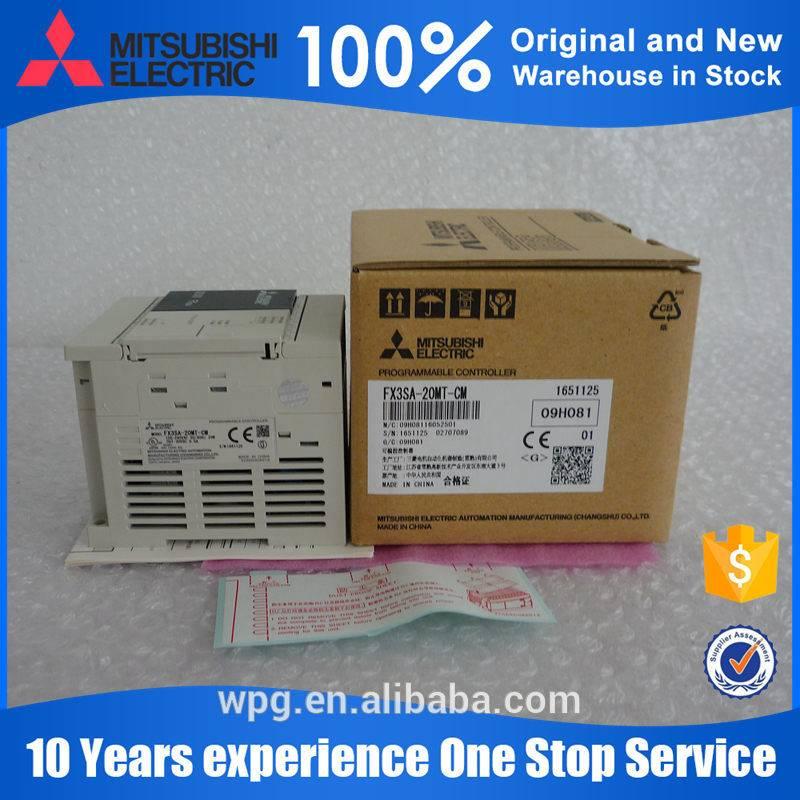 mitsubishi plc FX3SA-20MT-CM