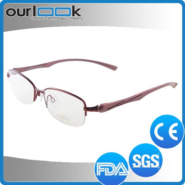 Top Quality Titanium Anti Blue Light All Kinds of Eyewears Manufacturers