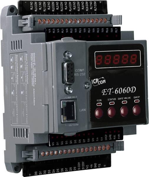 Et-6060d Ethernet I/o Module