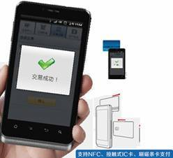 NZY600 smart card mobile phone